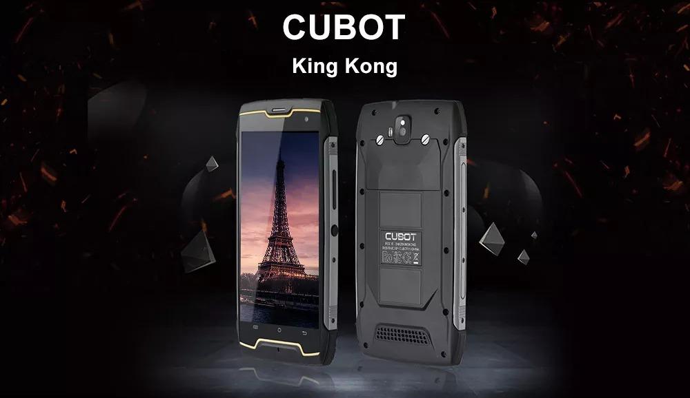 Odolny telefon Cubot