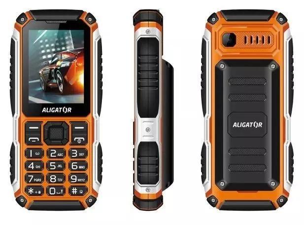 Odolný telefon Aligator