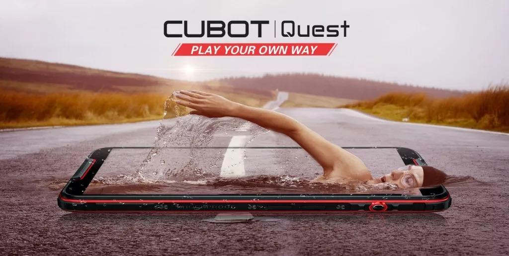 Odolný telefon Cubot