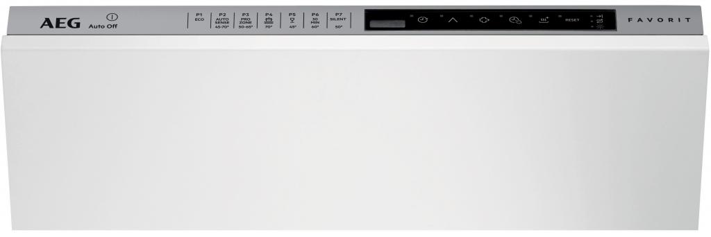 Ovládací panel myčky nádobí AEG FSE83400P