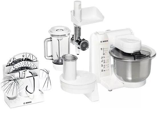 Kuchyňský robot zančky Bosch