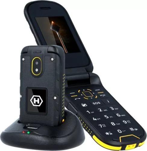Tlačítkový telefon značky myPhone