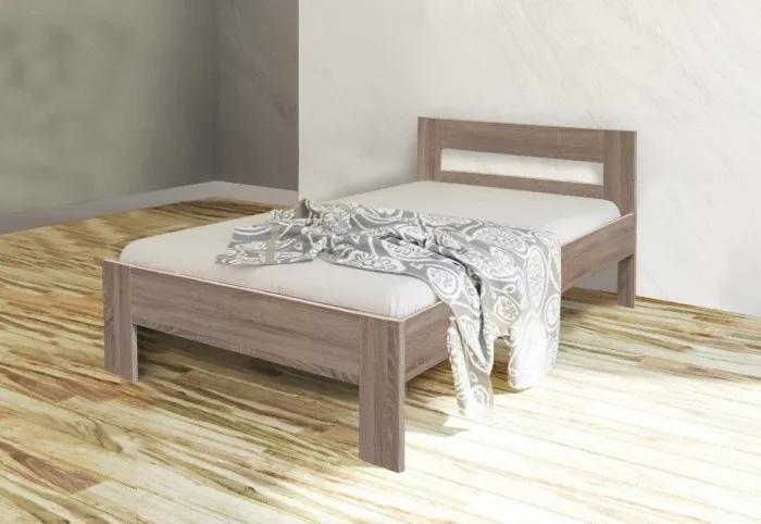 Levný rám postele Nikola II 90x200 dub