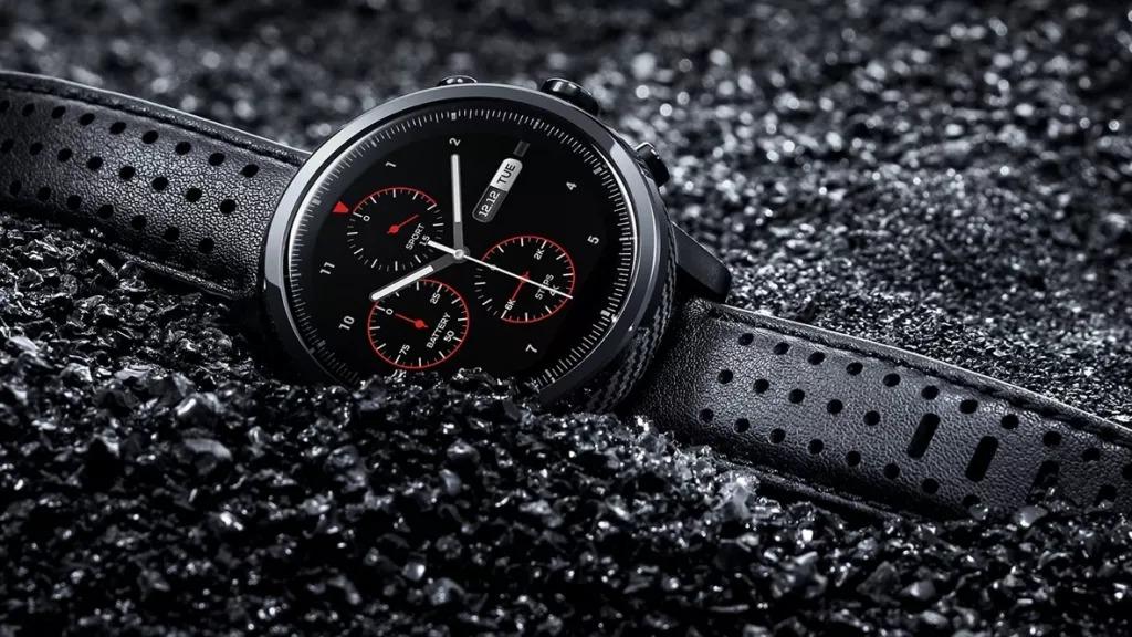 Chytré hodinky od Xiaomi