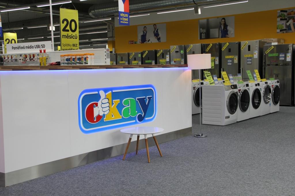 Fotka prodejny OKAY