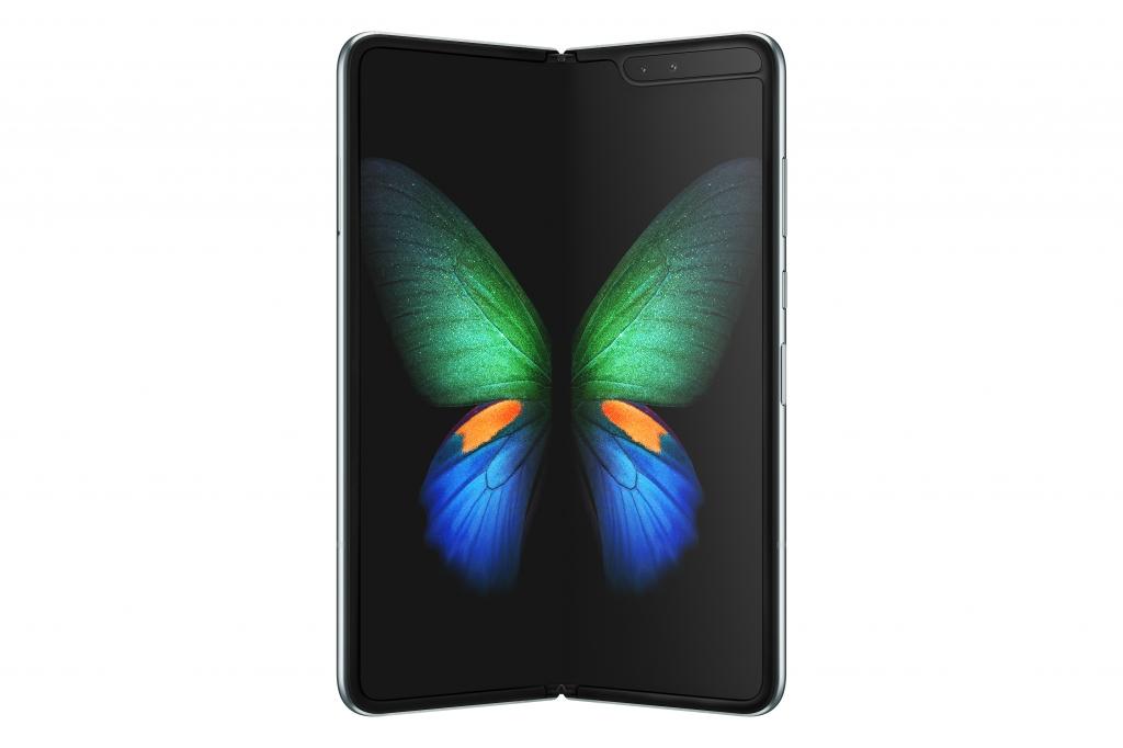 Skladací telefón Samsung Galaxy Fold