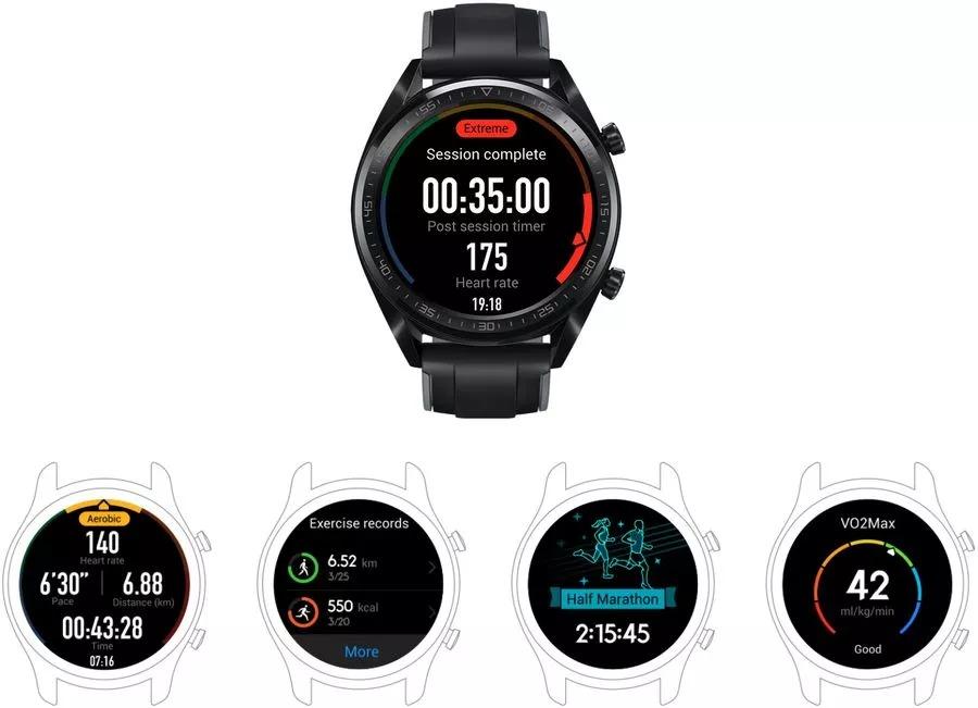 Chytré hodinky od Huawei