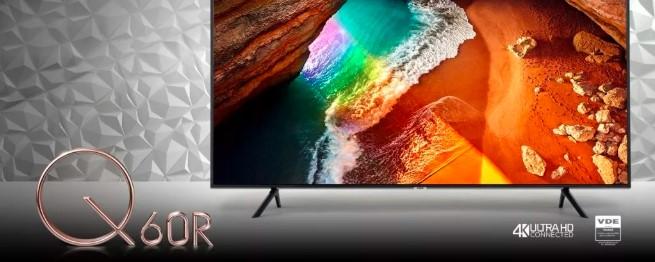 Herní televize Samsung QE49Q60R (2019)  49 (123 cm)