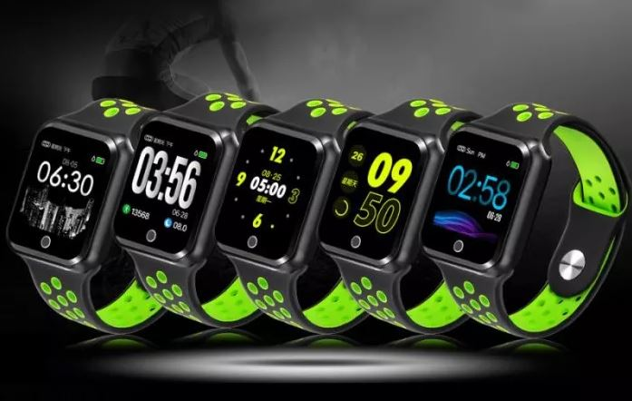 Chytré hodinky Immax