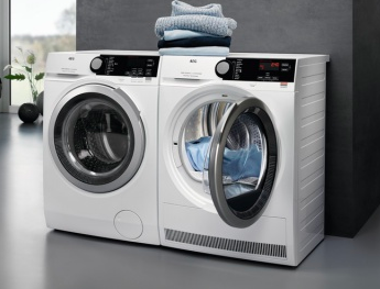 Sušička prádla AEG