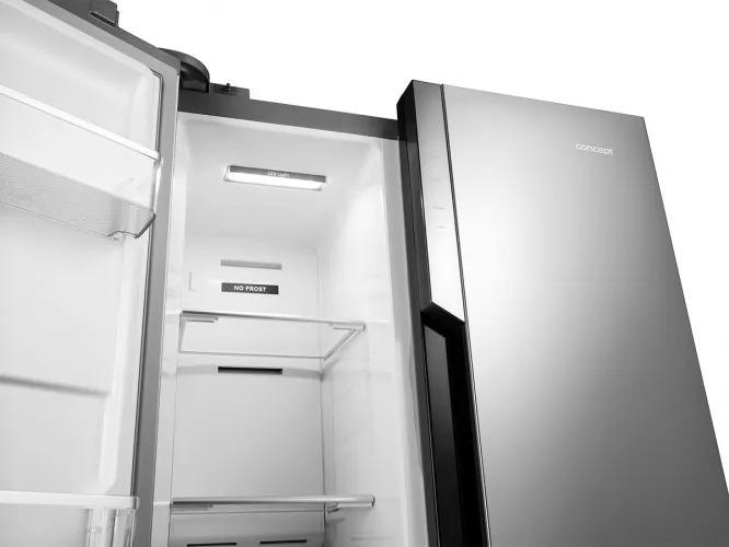 Americká lednice Concept