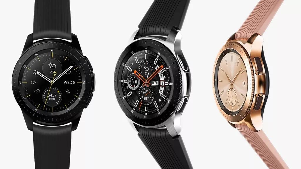 Chytré hodinky od Samsungu
