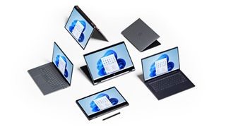 Windows 11 na notebooku