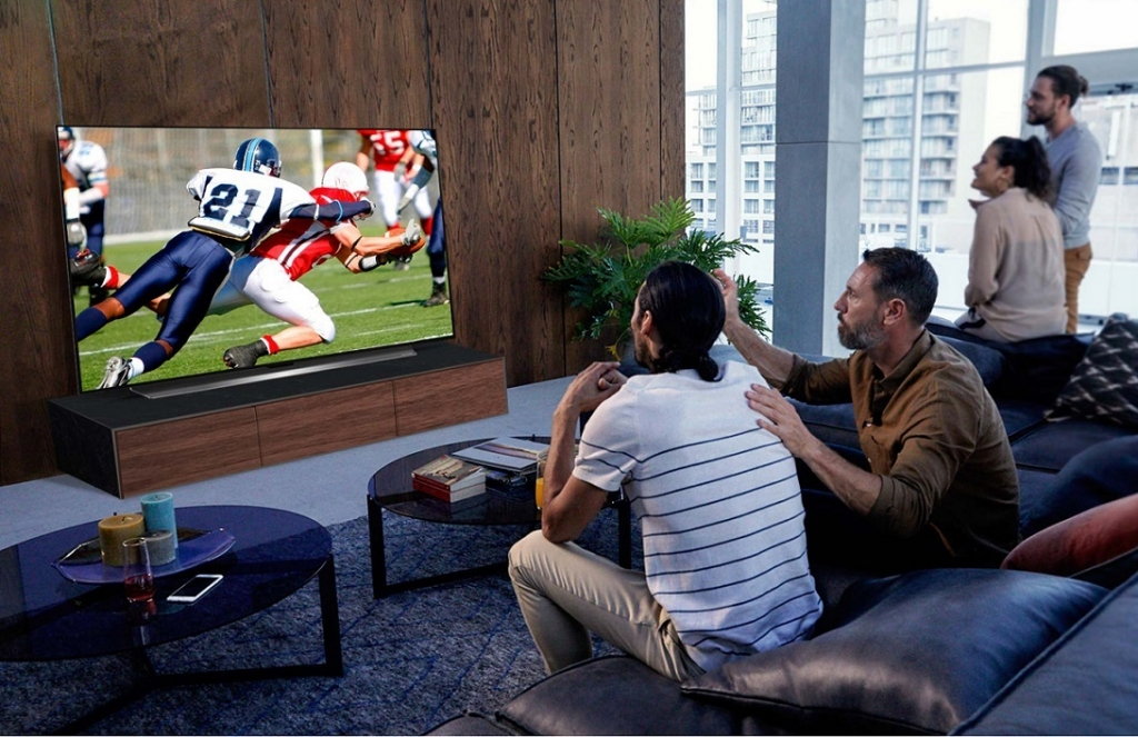 Smart televize LG OLED55CX