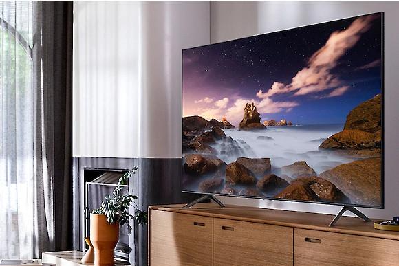 Smart televize Samsung QE43Q64T s rozlišením 4K