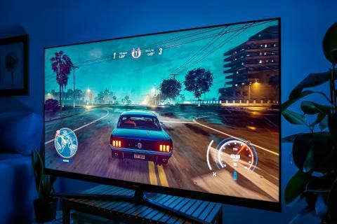 Smart televize Hisense 65U8QF s podporou Dolby Vision a Atmos