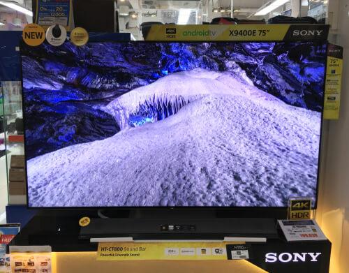 HDR televize a vysoký kontrast