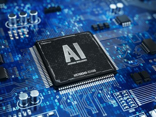 Nový NPU čip pro výpočet umělé inteligence