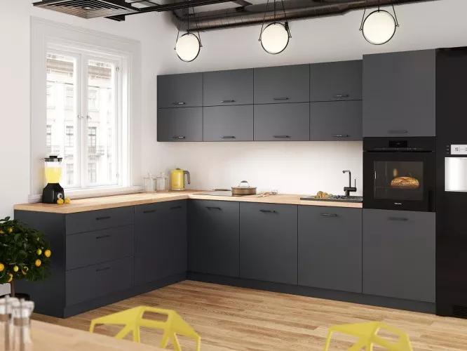 Moderní bloková kuchyně Lisa - 300x220cm