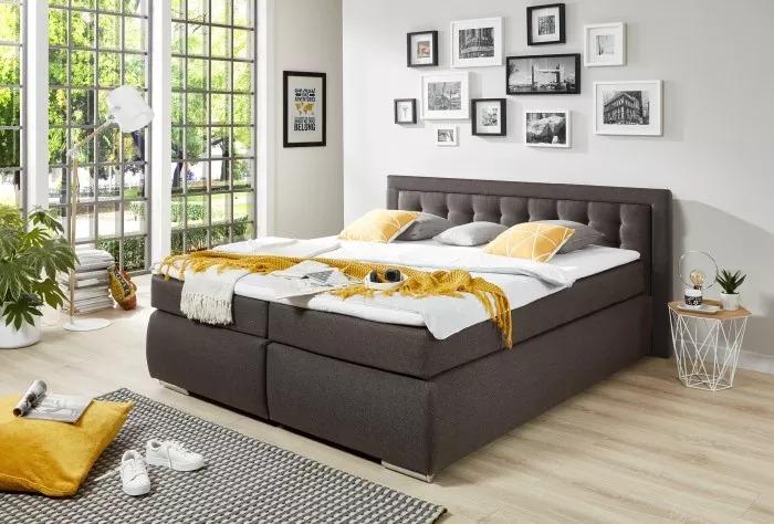 Čištění postelí Boxspring