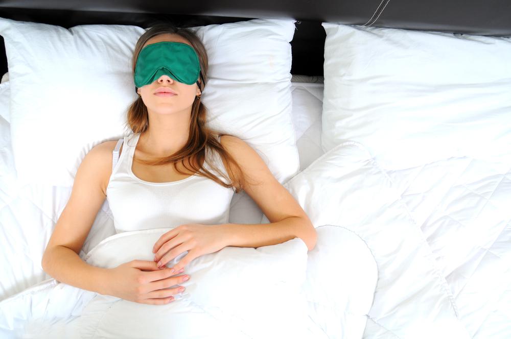 Nejlepší poloha na spaní