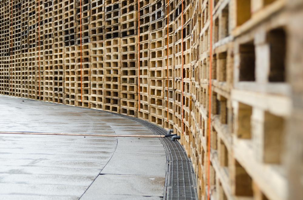 Dřevěný nábytek z palet
