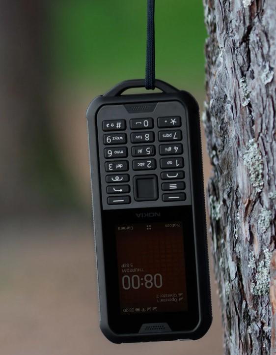 Odolný telefón Nokia 800 4G DS