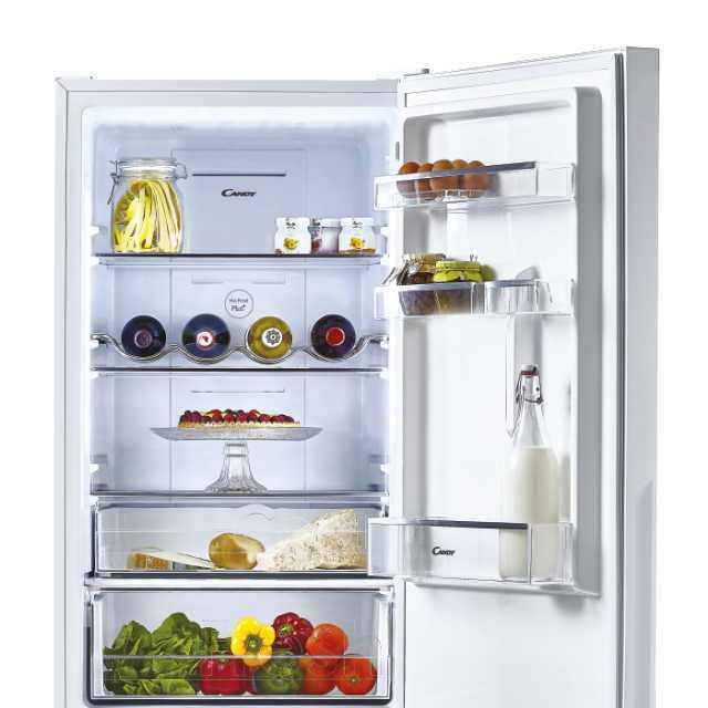 Kombinovaná chladnička Candy CMGN 6184W