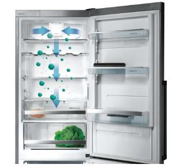 Jednodveřová lednice Gorenje OBRB153BL, A+++