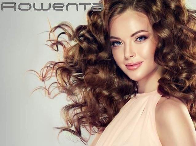Kulma Rowenta Premium Care So Curls CF3730F0, automatická