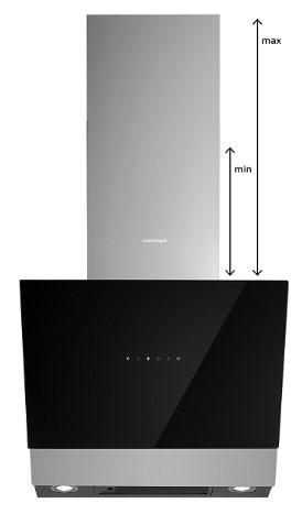 Odsavač par Concept OPK5460