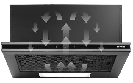 Odsavač par Concept OPV3860d
