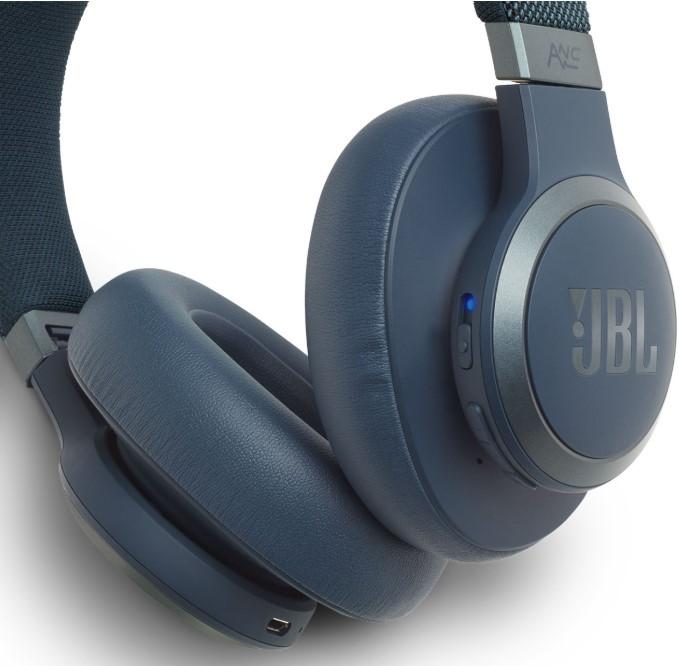 JBL LIVE 650BTNC, černá