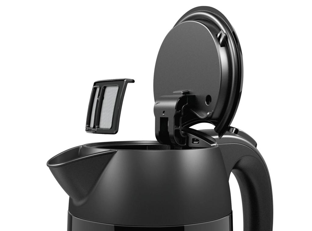 Rychlovarná konvice Bosch TWK3P423, černá, 1,7l