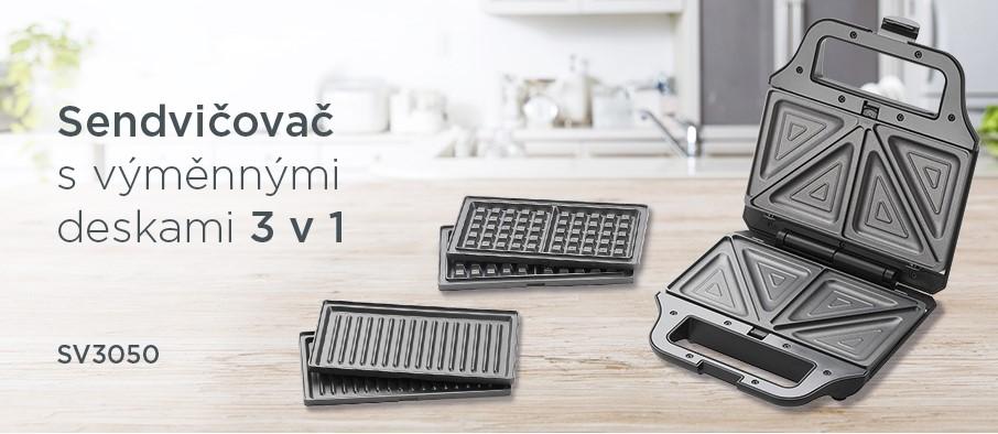 Sendvičovač Concept SV3050