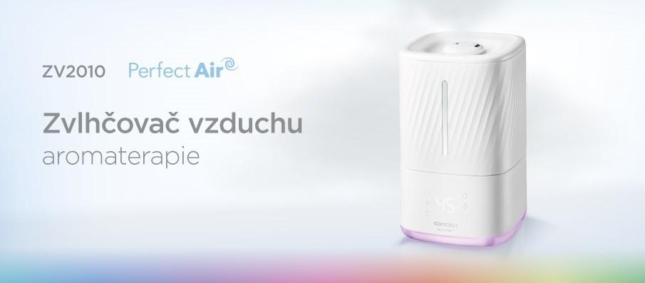 Zvlhčovač vzduchu Concept Perfect Air ZV2010