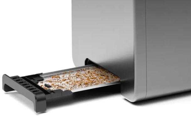 Priehradka na omrvinky hriankovača Bosch TAT5P425, 970W