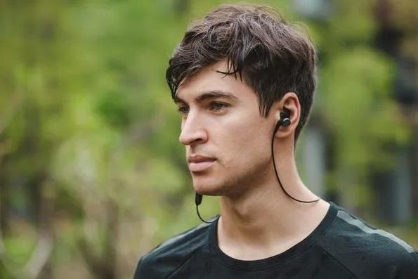 Športové Bluetooth slúchadlá do uší 1MORE E1018BT