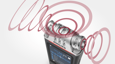 Diktafon Philips DVT7110
