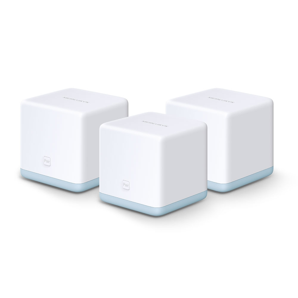 Mercusys HALOS122PACk Home Mesh WiFi systém Halo S12(3-pack)