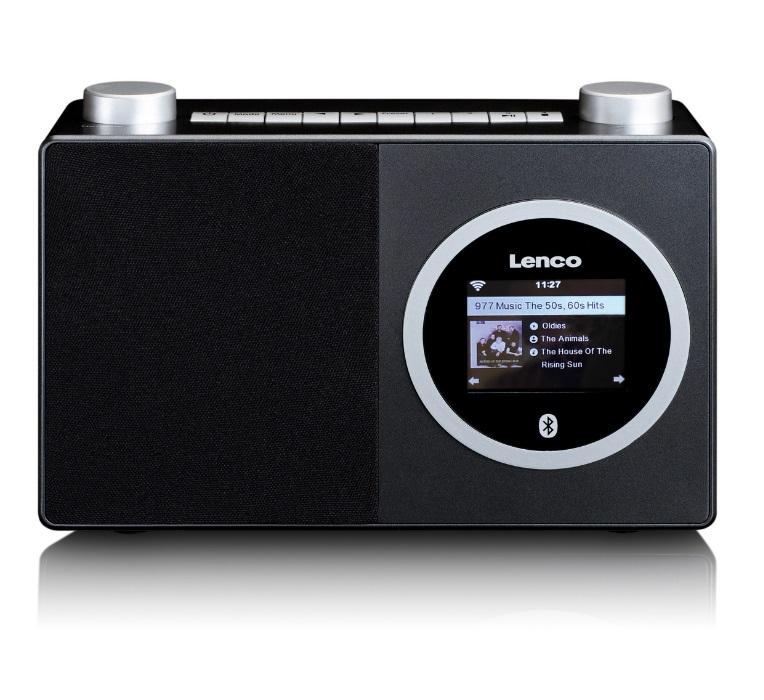 Internetové rádio Lenco DIR-70