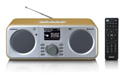 Internetové rádio Lenco DIR-140
