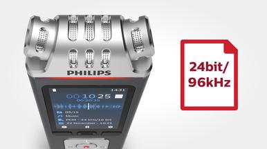 Diktafon Philips DVT8110