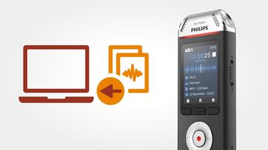 Diktafon Philips DVT2110