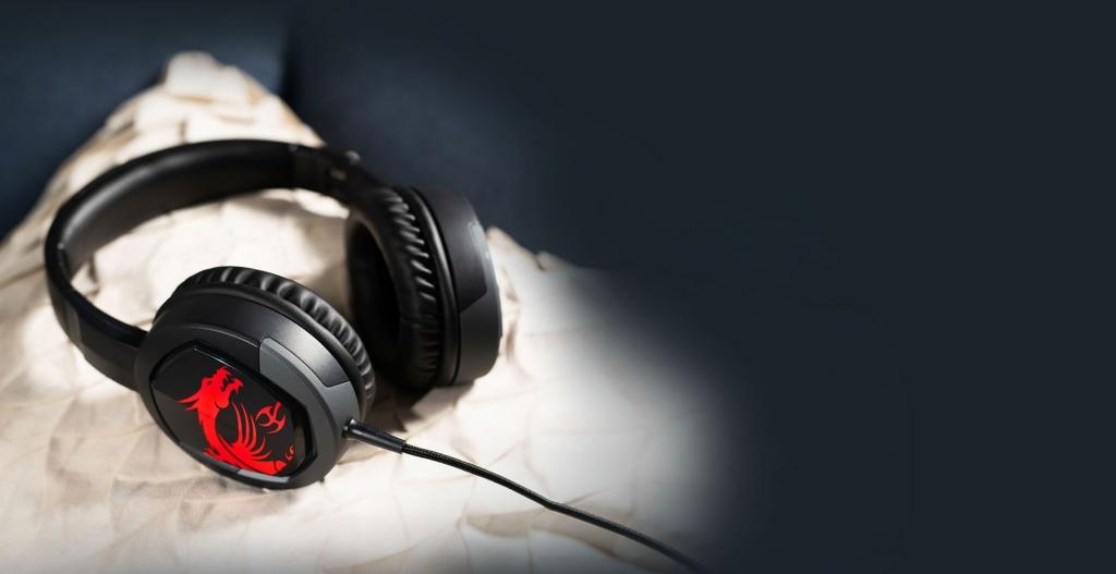 Herní headset MSI IMMERSE GH30 V2