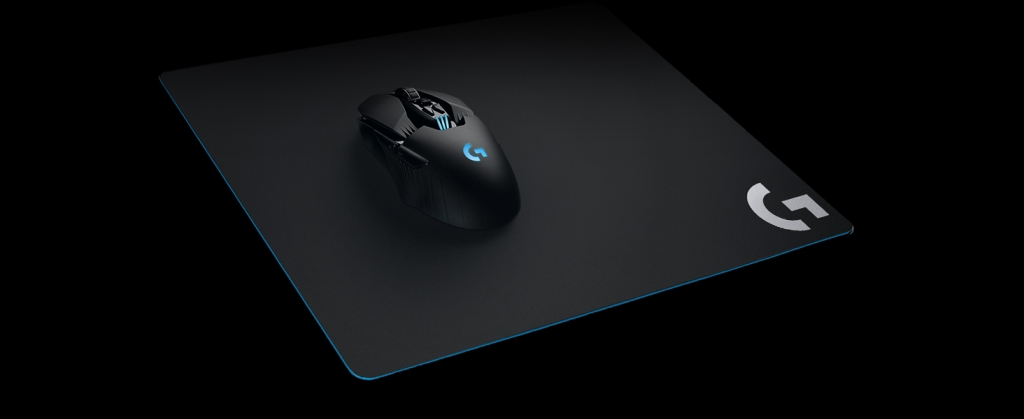 Podložka pod myš LogitechŽ G240, černá
