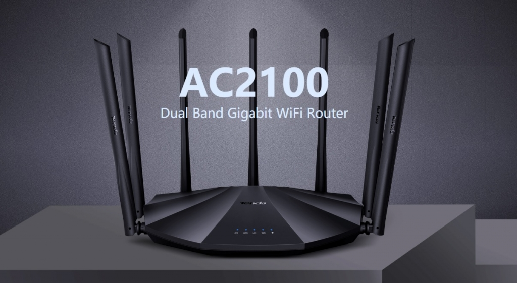 Tenda AC23 - Wireless AC Dual Band Router 802.11