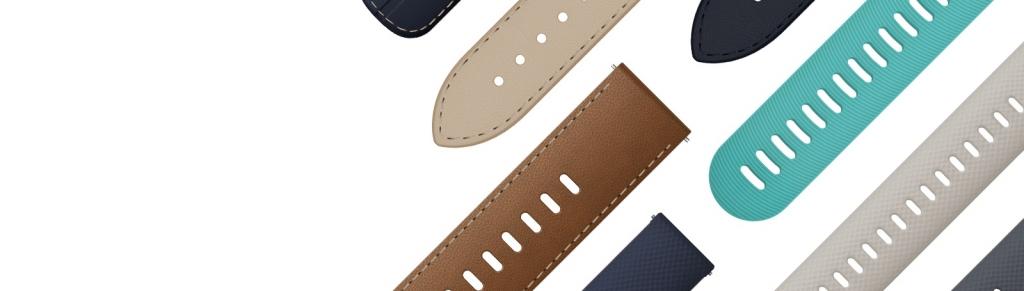 Chytré hodinky Garmin Venu, stříbrná/šedý řemínek