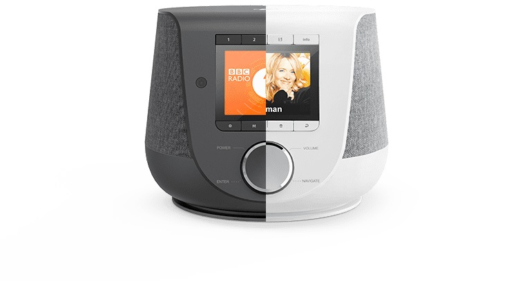 Hama DIR3200SBT, FM/DAB/DAB+/, Bluetooth, černé