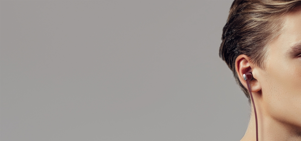 TCL MTRO100BK sluchátka do uší, drátová, mikrofon, bílá